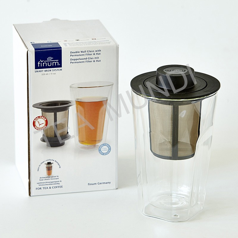 Smart brew system 320ml Finum