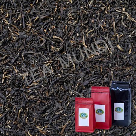 Té negro yunnan FOP