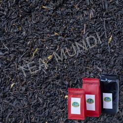 Té negro de frambuesa
