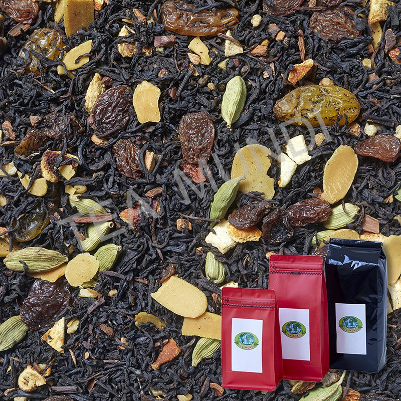 Té negro sonata de otoño