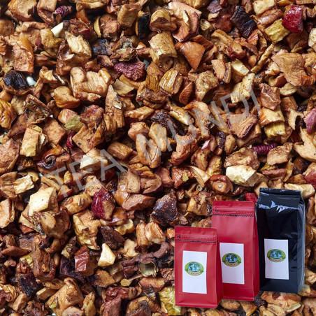 Infusión té turco de manzana