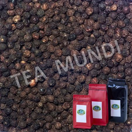 Pimienta negra tellicherry