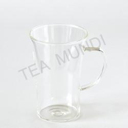 Mug finum bistrot glass 290cc borosilicato