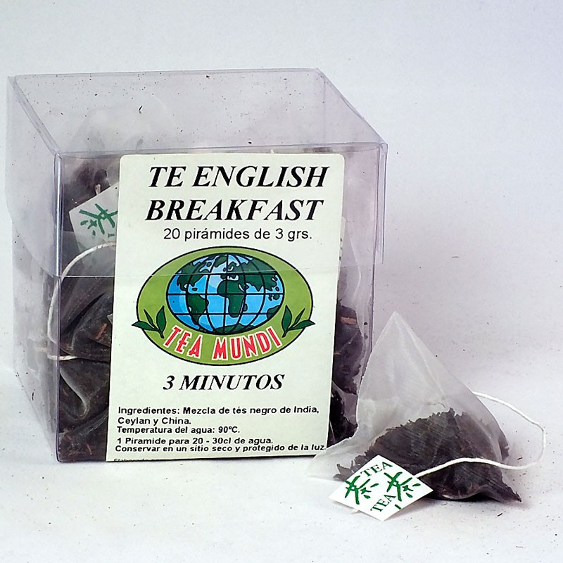 Té negro english breakfast