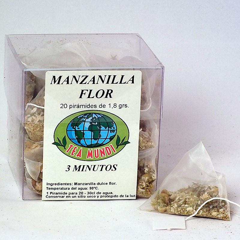 Manzanilla flor
